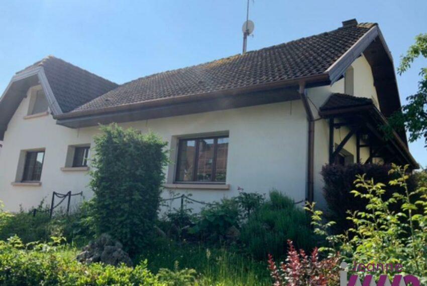Prox BELFORT Maison familiale avec terrasse et jardin plein sud