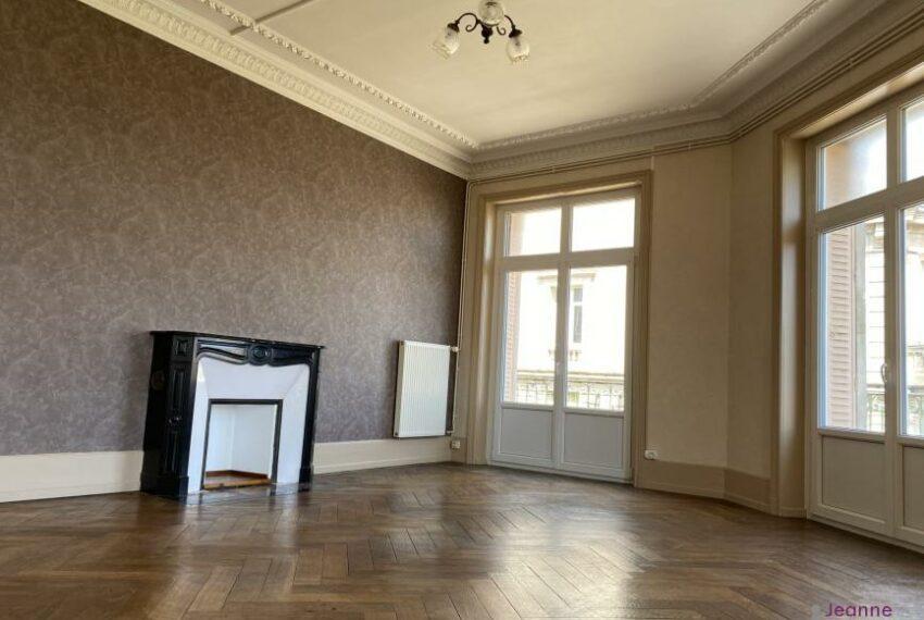 BELFORT Vieille Ville - Appartement 136m² VENDU EN 1 JOURNEE